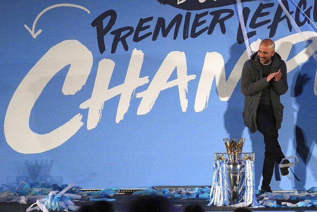 தி கார்டியோலா எஃபெக்ட்.. மான்செஸ்டர் சிட்டியை சாம்பியனாக்கிய மெஜிஸியன்! #Mancity #PremierLeague