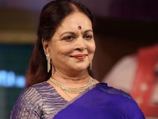 கின்னஸ் சாதனை படைத்த இயக்குநர் விஜய நிர்மலா காலமானார்!