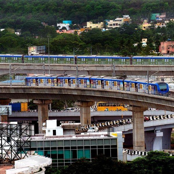 `மதியம் 12 முதல் மாலை 5 மணி வரை ஏசி கட்!' - காரணம் சொல்லும் சென்னை மெட்ரோ நிறுவனம்