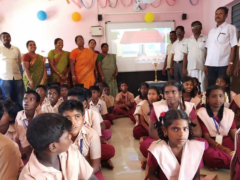 govt school
