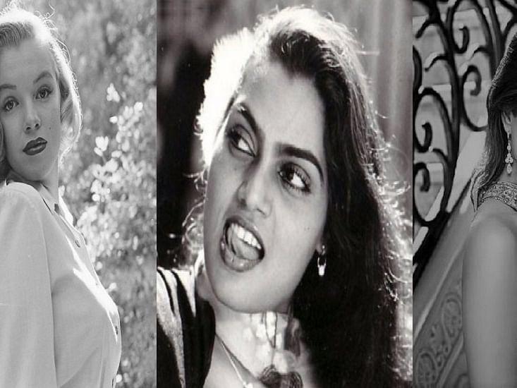 மர்லின் மன்றோ - சில்க் சுமிதா- சன்னி லியோனி - ஓர் அலசல் !