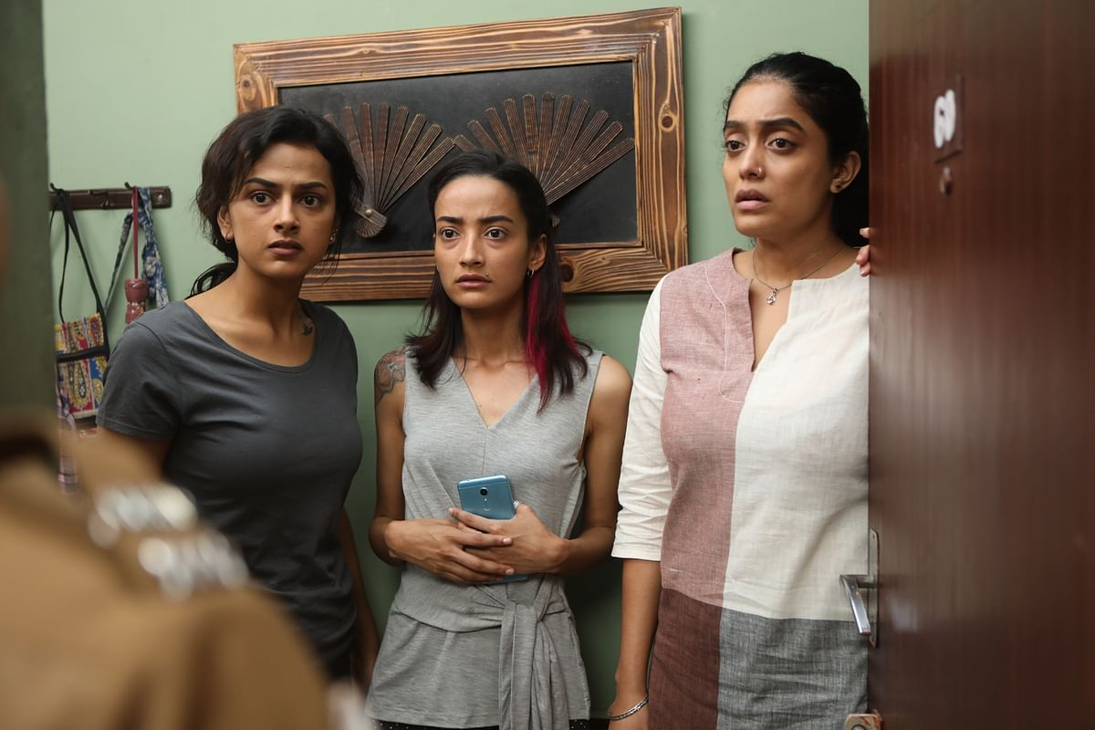 நல்லா நடிச்சே ஆகணும் ; திக்குமுக்காடிய பாண்டே  - இயக்குநர் ஹெச்.வினோத் பேட்டி #NKPVikatanExclusive
