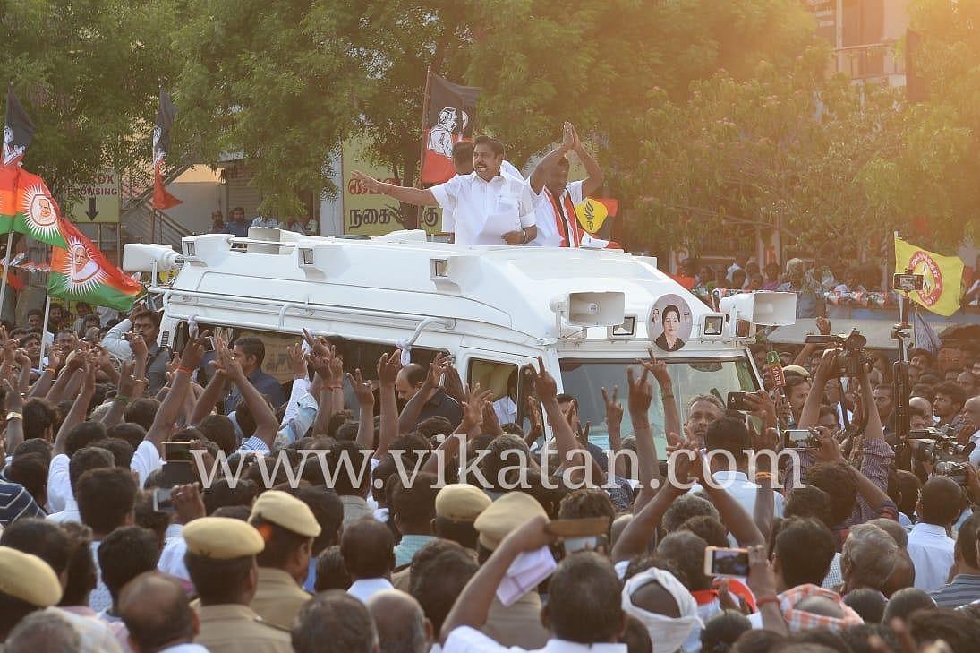 `எடப்பாடிக்கு எதிராக 6 அமைச்சர்கள்!'- `தனி குரூப்' தகவலால் தகித்த சீனியர்கள்