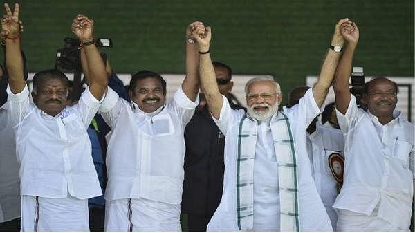 ``எம்.பி. மட்டும் ஆகவில்லை... எம்ப்ட்டியாகவும் ஆனேன்!'' - யாரைச் சொல்கிறார் ராமதாஸ்
