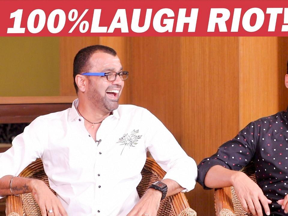 EXCLUSIVE: Thadi Balaji Warns Erode Magesh of Entering the Bigg Boss House | Vijay Tv
