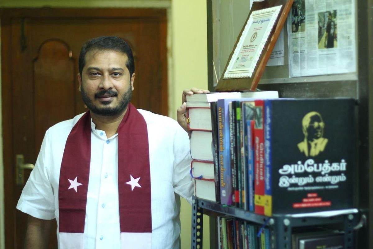 `இனி இவர்கள் அரசியல் செய்யமுடியாது!'- தமீமுன் அன்சாரி சொல்லும் காரணம்