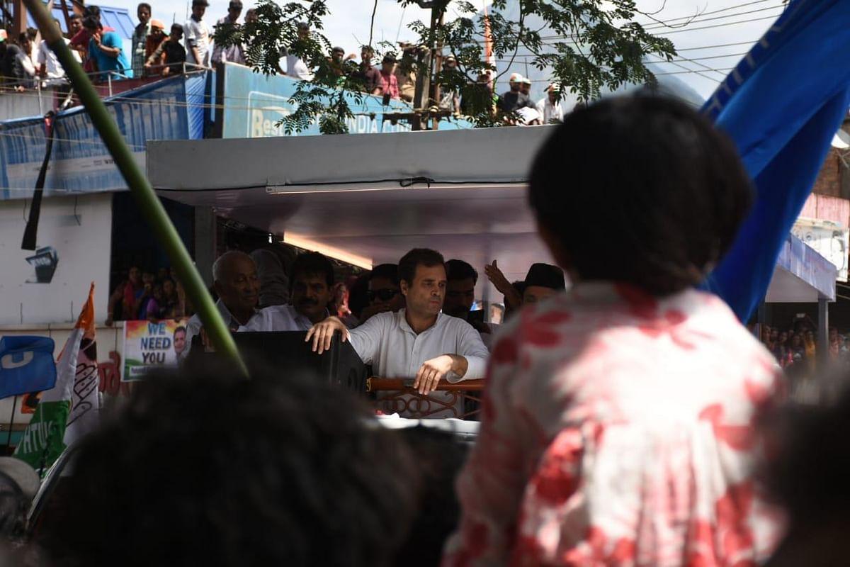 `எத்தனை பி.ஜே.பி எம்.பி-க்கள் இருந்தாலும்...!' - வயநாடு மக்களிடம் உறுதியளித்த ராகுல்காந்தி