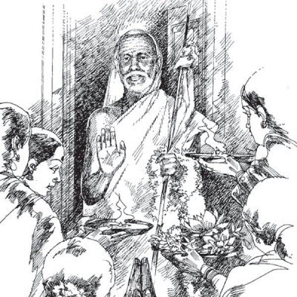 மகாபெரியவா தந்த பதவி உயர்வு!