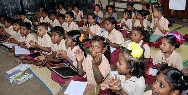 அரசுப் பள்ளிகளில் மாணவர்களின் சேர்க்கையை அதிகரித்த கேஜி வகுப்புகள்!