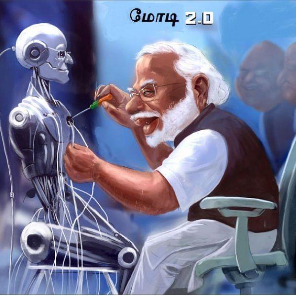 ஏழைத்தாயின் மகன் மீண்டும் இந்தியாவின் பிரதமரான கதை...