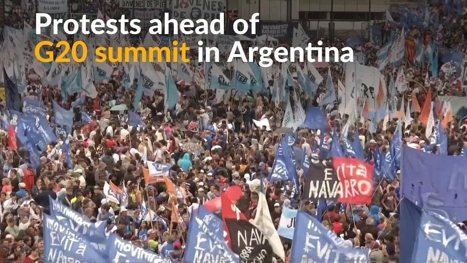 G20 Summit - Japan