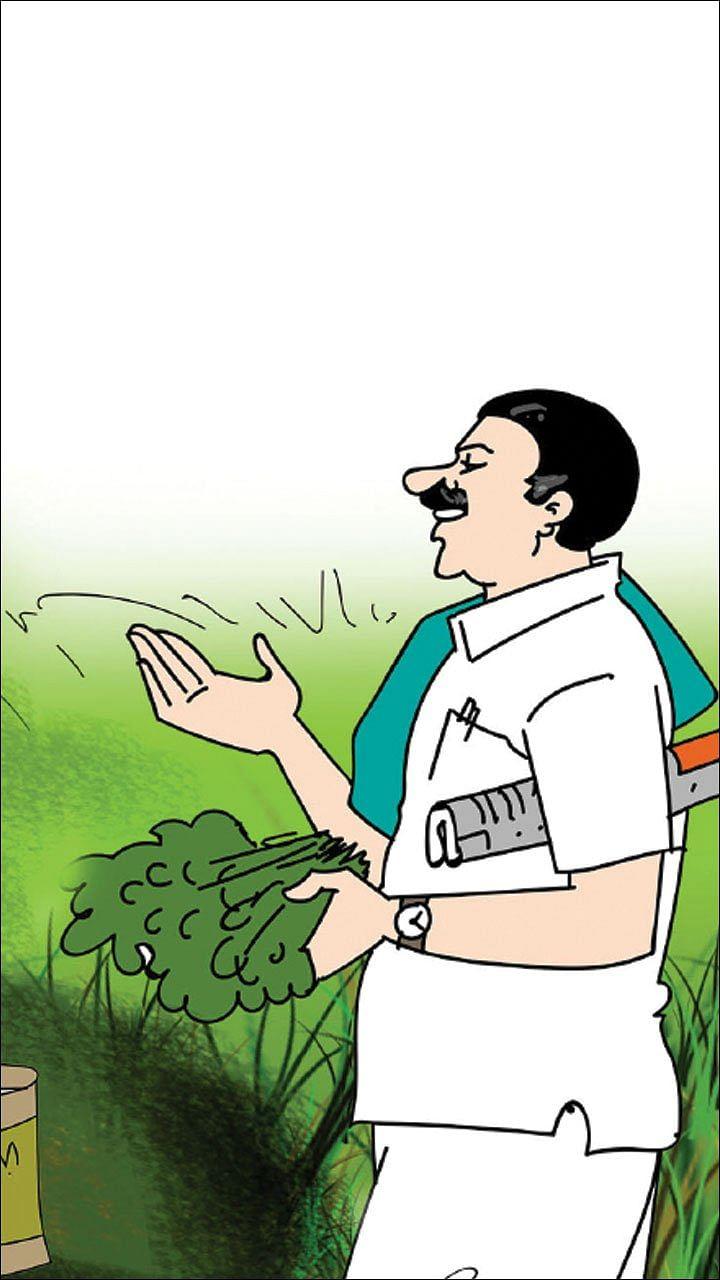 கைவிரித்த கர்நாடகா… கண்டுகொள்ளாத முதல்வர்!