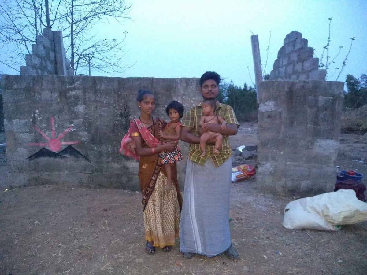 ``காணாம போய் கிடைச்ச ஹரிணியை இப்ப பத்திரமா பார்த்துக்கிறோம்!'' - நெகிழும் தந்தை