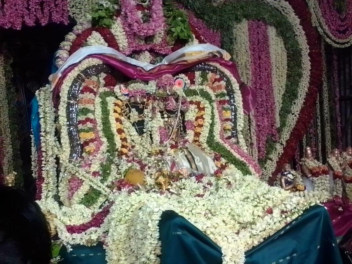 கோலாகலமாய் நடந்த திருஞானசம்பந்த சுவாமிகளின் திருக்கல்யாண பெருவிழா!