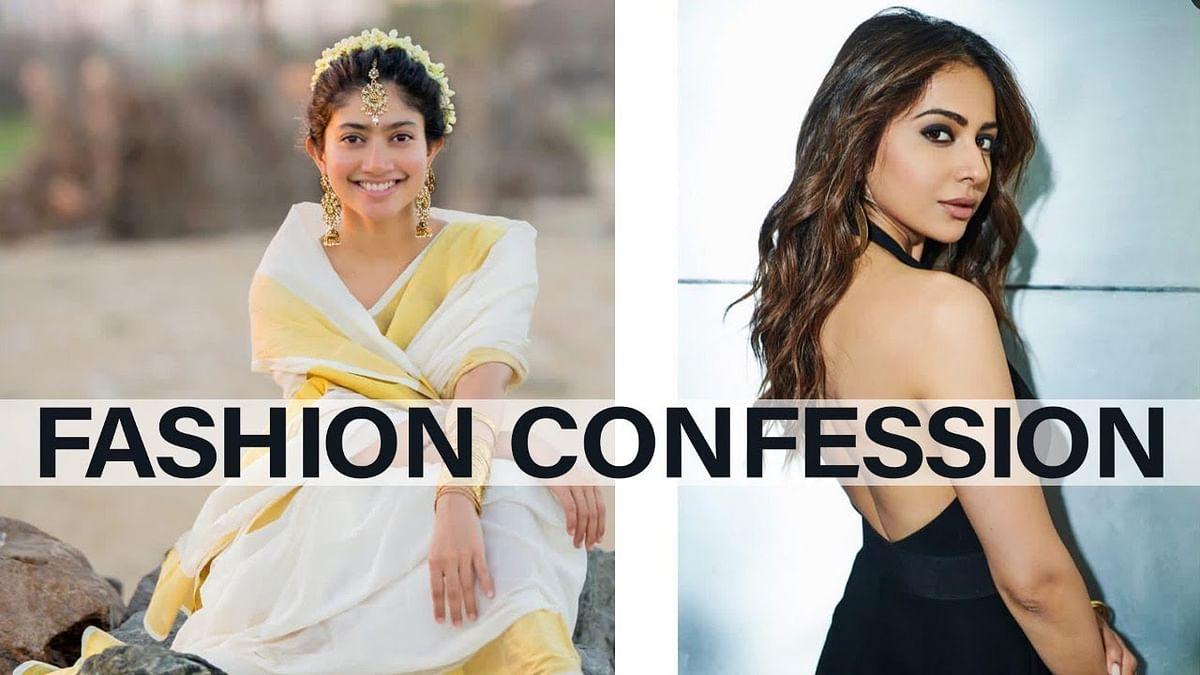 Celebrities Fashion confession