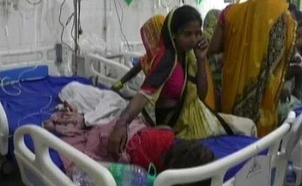 `48 மணி நேரத்தில் 36 குழந்தைகள் பலி; 133 பேர் அட்மிட்!'- பீகாரை அச்சுறுத்தும் மூளைக் காய்ச்சல்