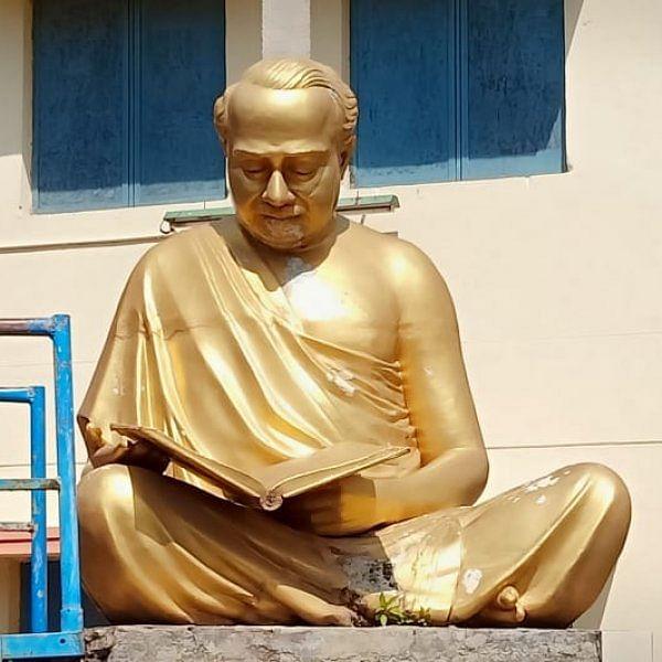 அறிஞர் அண்ணாவைப் பார்த்து பயந்த அ.தி.மு.க எம்.பி ரவீந்திரநாத்குமார்!