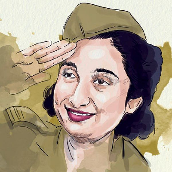 முதல் பெண்கள்: கேப்டன் லக்ஷ்மி