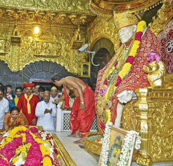 சக்தி யாத்திரை - சென்னை முதல் ஷீர்டி வரை...