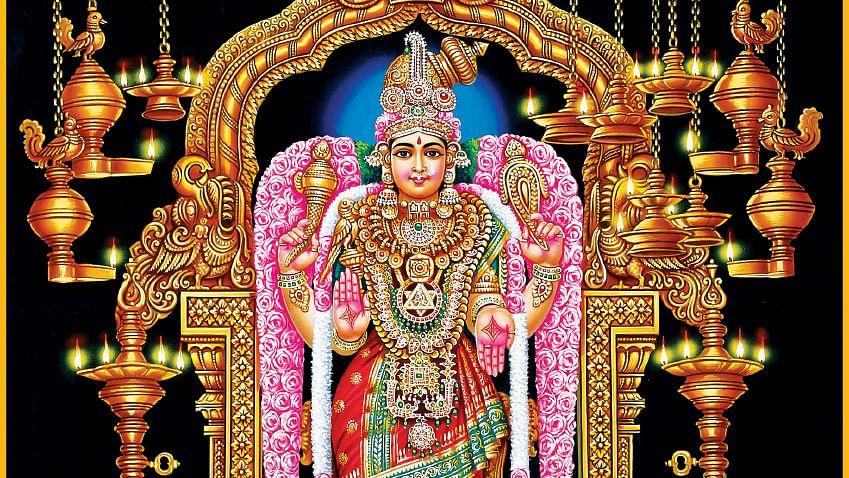 மயிலை கற்பகாம்பாள்