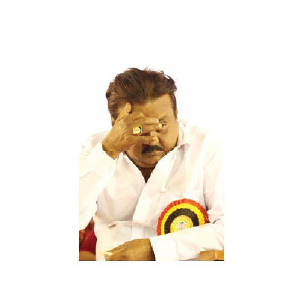 மீண்டு(ம்) வருவாரா விஜயகாந்த்?!