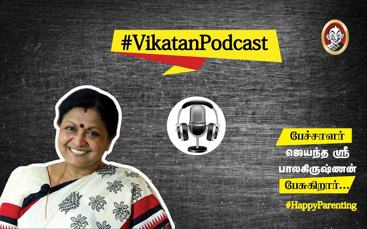 #VikatanPodcast-ல் ஜெயந்த ஶ்ரீ பாலகிருஷ்ணன்