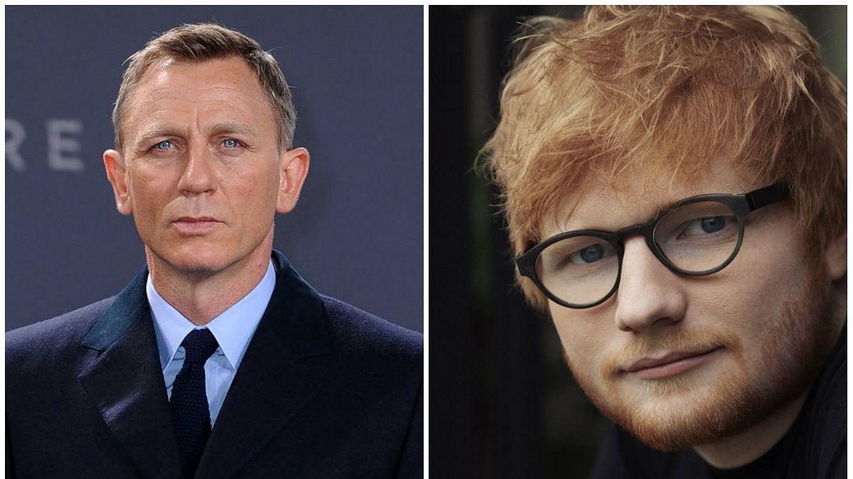 Daniel Craig - Ed Sheeran
