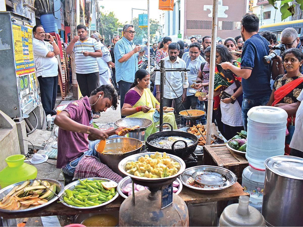 உணவு உலா மயிலாப்பூர் - 2