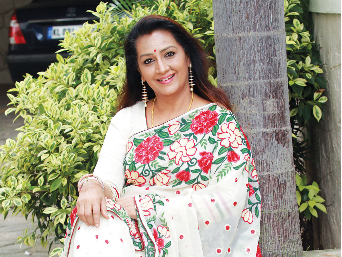 நடிகை மேனகா