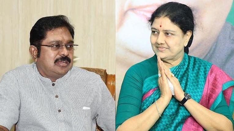 சசிகலா டிக் செய்த லிஸ்ட்... வெளியிடப்போகும் தினகரன்! - TTV Dinakaran to  release AMMK functionaries list after sasikala's nod