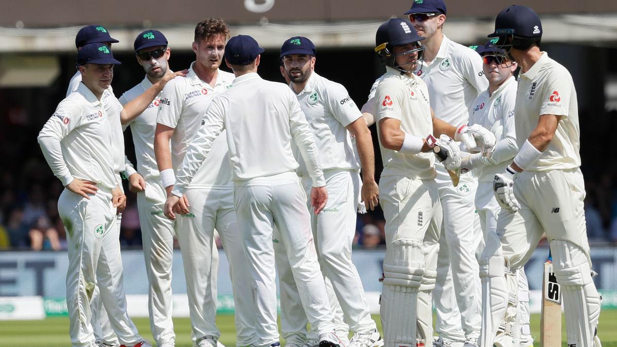 England - Ireland Test