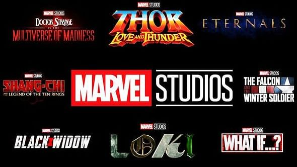 MCU Phase 4 Line up