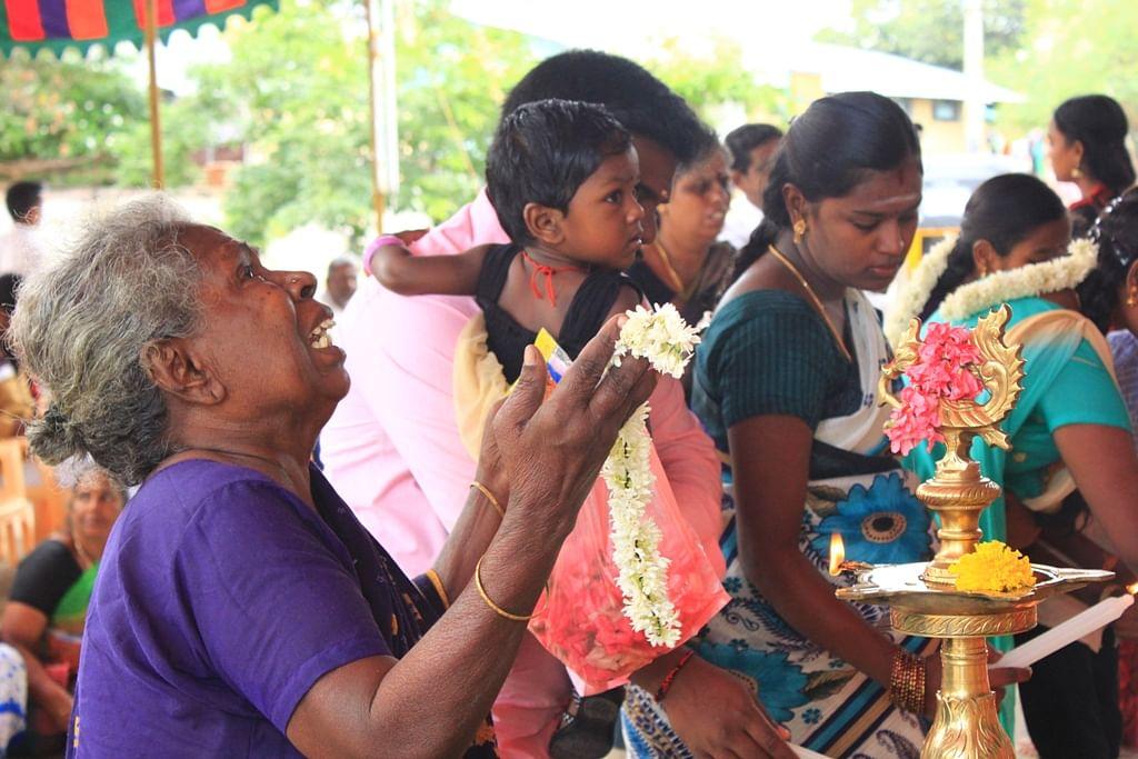 கும்பகோணம் பள்ளி தீ விபத்து அஞ்சலி