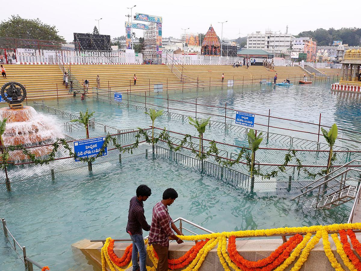ஜூலை 16-ம் தேதி இரவு சந்திர கிரகணம் - திருப்பதியில் 12 மணிநேரம் சுவாமி தரிசனம் ரத்து! #Tirupati