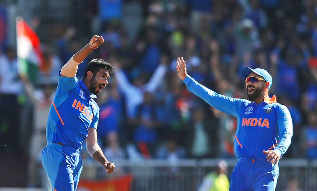 Bumrah and Kohli