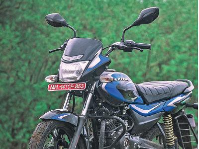 பஜாஜ் ப்ளாட்டினா 110 H கியர்