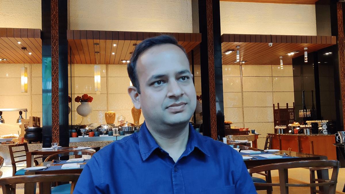 Vikas Agarwal , General Manager,OnePlus India.