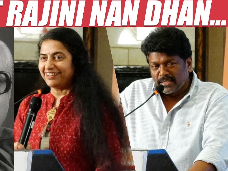 Rajini was Very AFRAID... - Suhasini | Parthiban | Balachandar