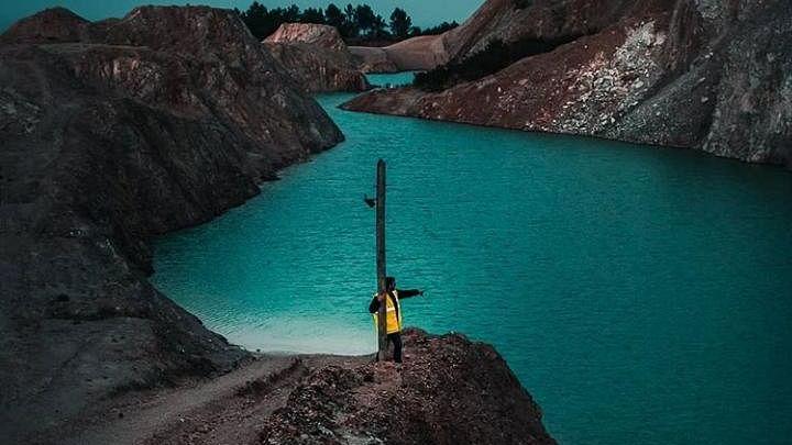 மாண்டி நேமே ஏரி