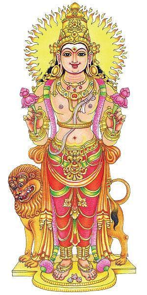 சூரிய பகவான்