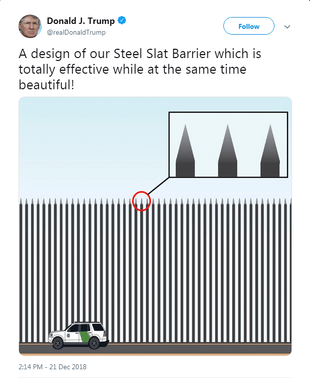 BORDER WALL DESIGN