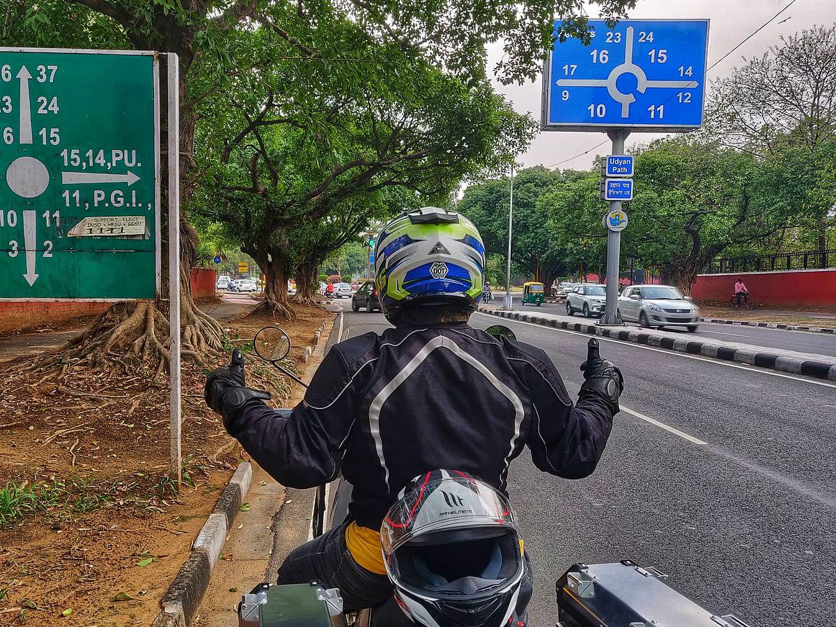 `இது ரியாலிட்டி ஷோ இல்ல... ரியல் ஷோ!' - இமயமலையில் ஒரு த்ரில், திகில் பயணம் #HimalayanOdyssey பாகம் 1