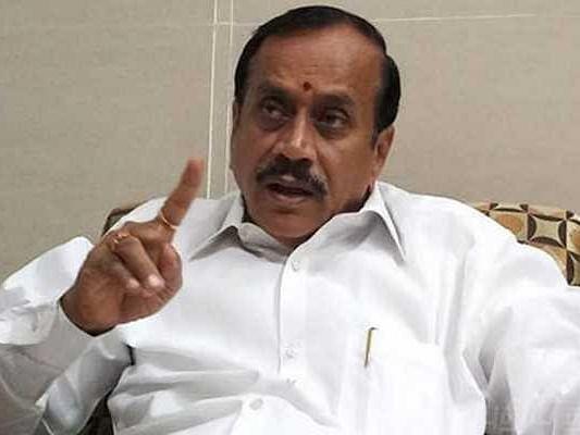 """``இந்த நான்கு மக்களவை தொகுதிகளுக்கு விரைவில் இடைத்தேர்தல்!"""" - ஹெச். ராஜா"""