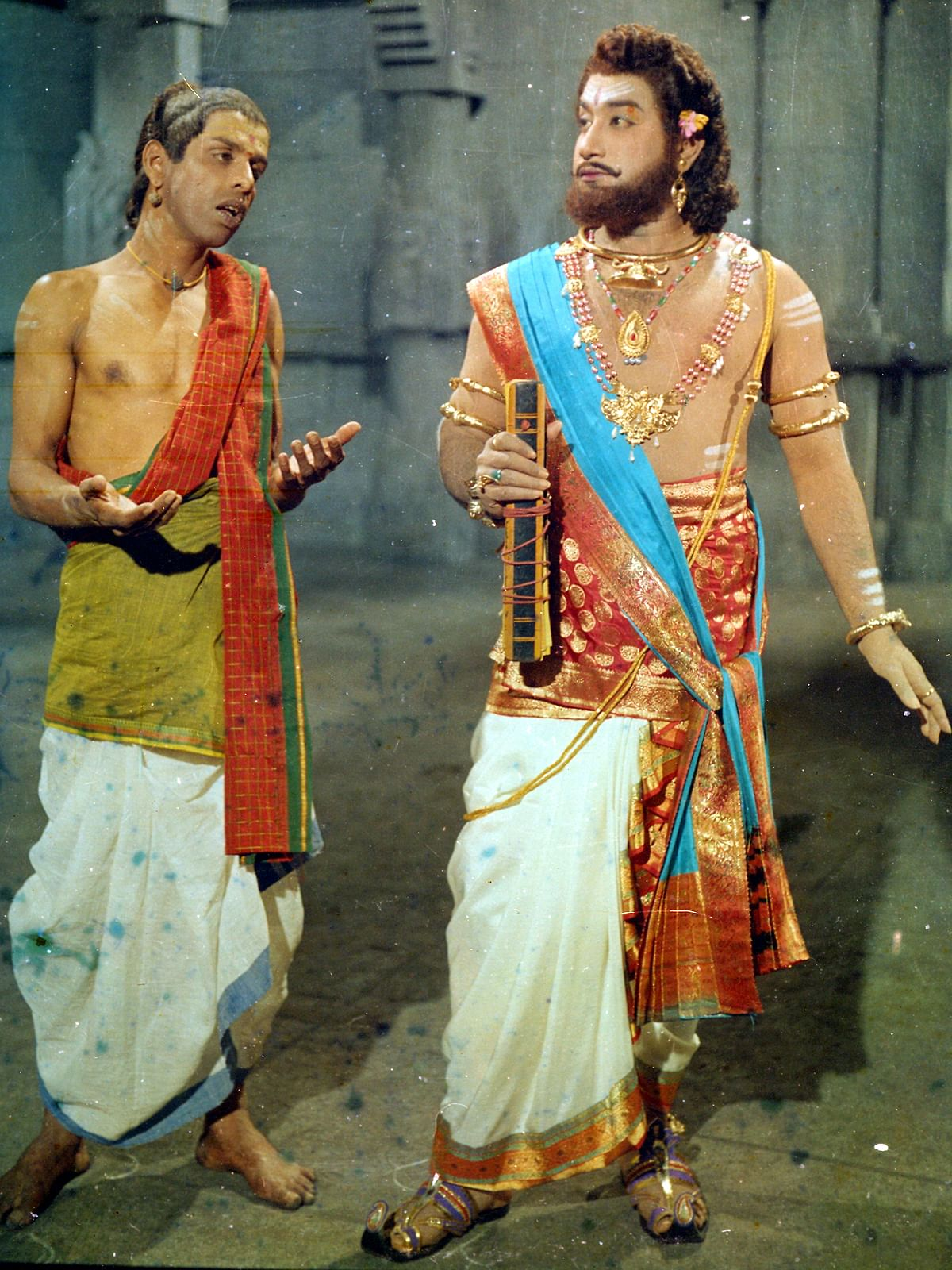 சிவாஜி - நாகேஷ்
