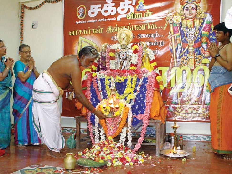 வினைகள் அகற்றும் வேல்மாறல் பாராயணம்... நாளை பெசன்ட் நகரில் நடைபெறுகிறது!