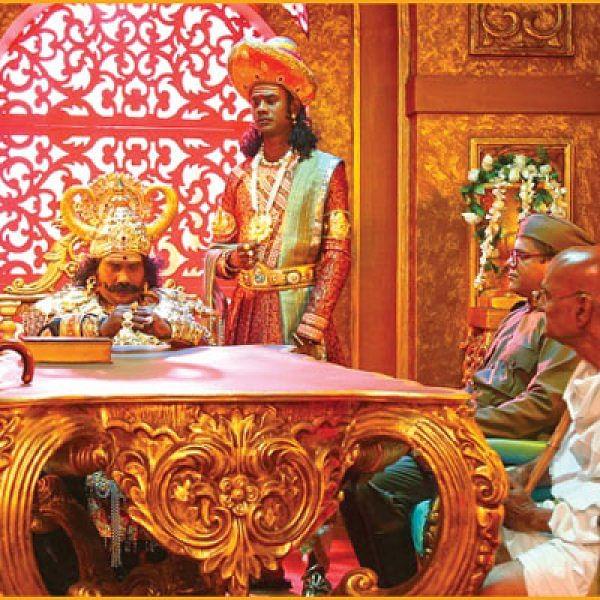 சினிமா விமர்சனம் - தர்மபிரபு