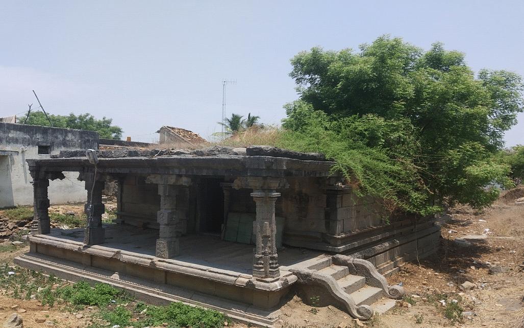அழிவிலிருந்து காக்கப்படுமா 12 - ம் நூற்றாண்டு ஜெயசிங்க சோளீச்வரர் கோயில்?