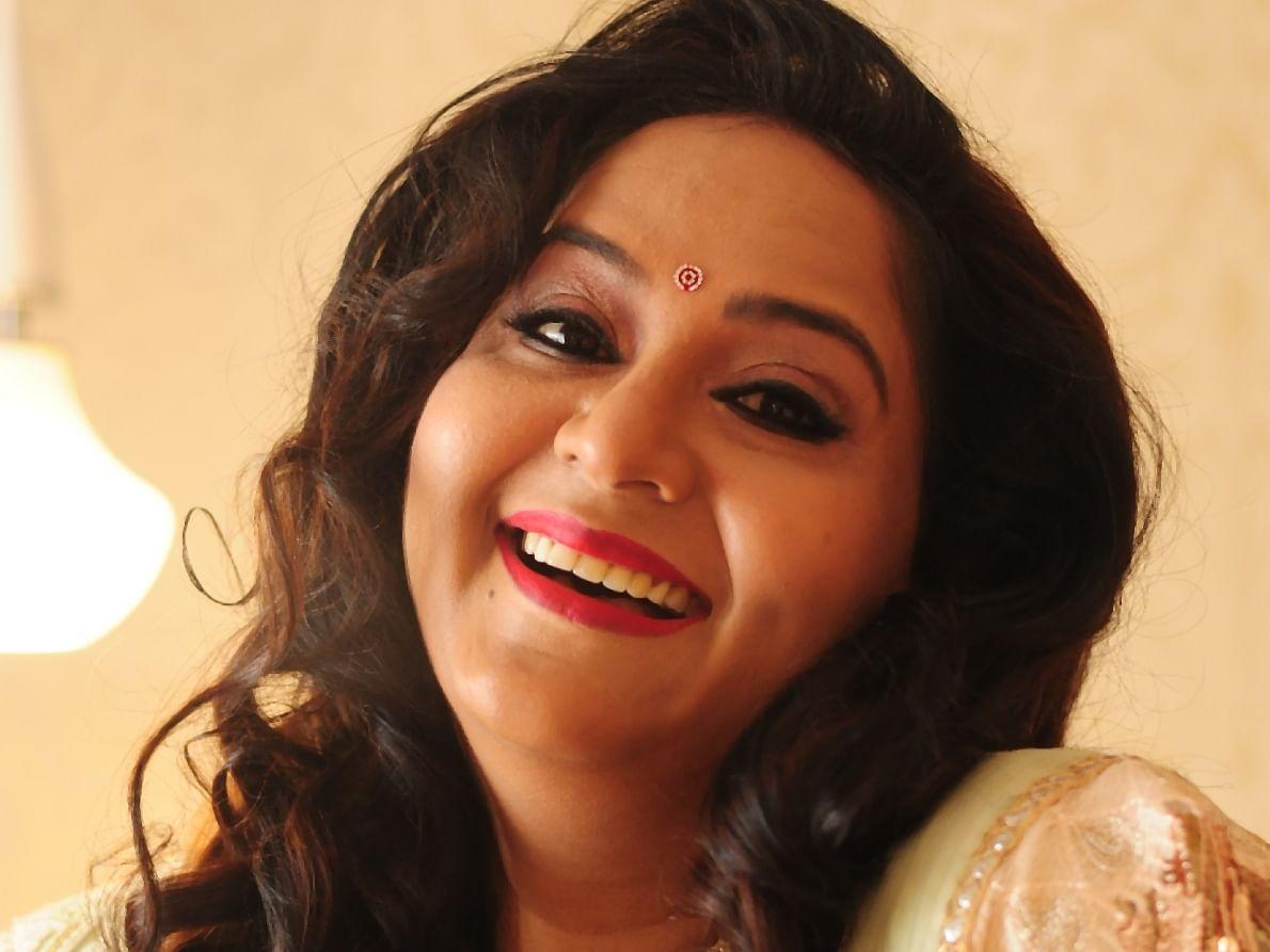 80'ஸ் எவர்கிரீன் நாயகி ராதா!