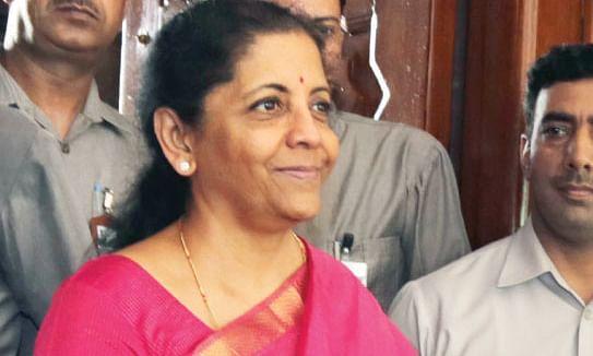நிர்மலா சீதாராமன்