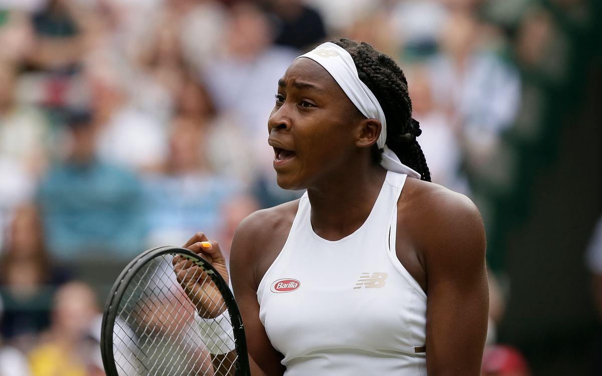 15 வயது சிறுமி கொடுத்த அதிர்ச்சி! - முதல் சுற்றிலேயே வெளியேறிய வீனஸ் வில்லியம்ஸ் #Wimbledon